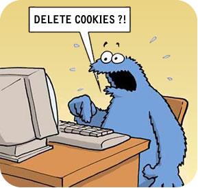 Cookie használat